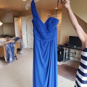 8 Cobalt Blue Bridesmaid Dresses - NEVER WORN